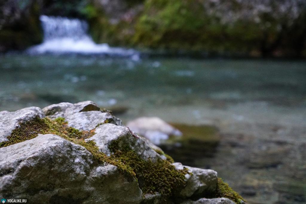 Медитация на Большом каньоне Крыма