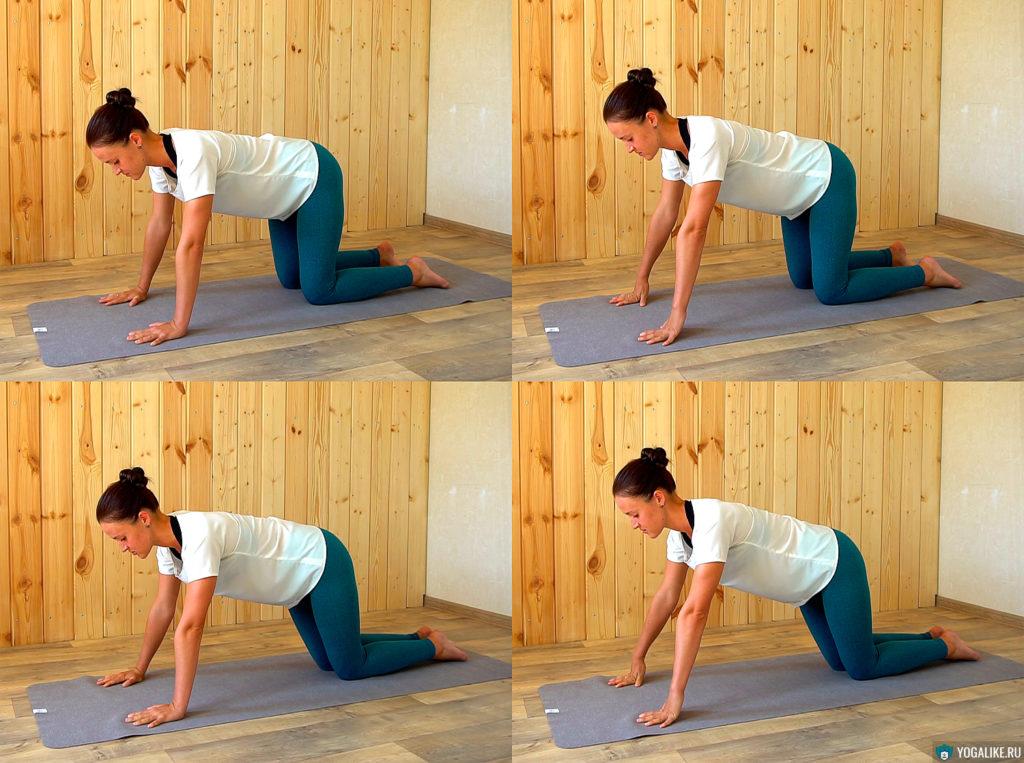 Упражнение для укрепления запястий