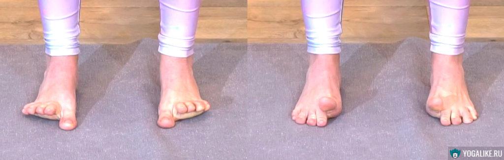 Развиваем моторику пальцев ног. Упражнение для мозга